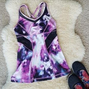 Lululemon Blooming Pixie Strappy Tank